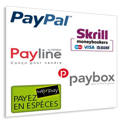 Des solutions de paiements idéales pour débuter